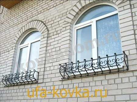 Фотографии кованых французских балконов - художественная ков.