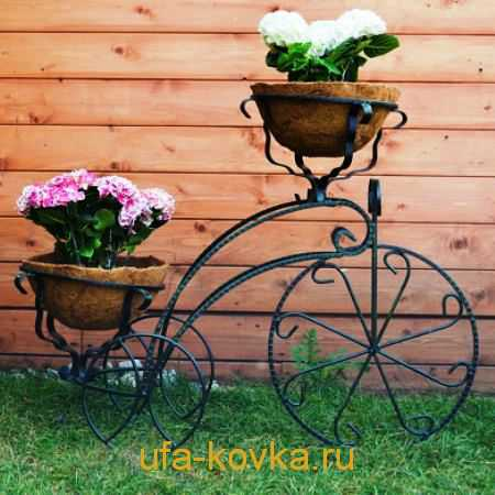 Фото подставок для цветов настенных