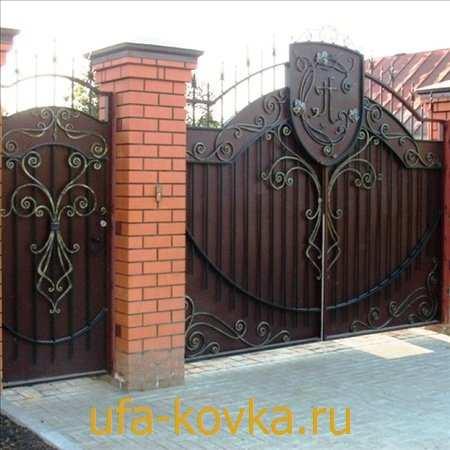 Ворота и калитки фото образцы сварить ворота в ханты мансийске